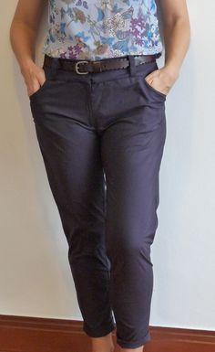 Nankin jean pattern