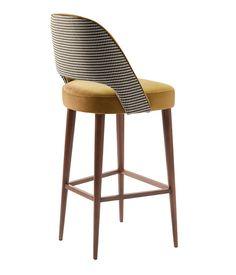Ava Bar Chair  Divya & Victoria Group