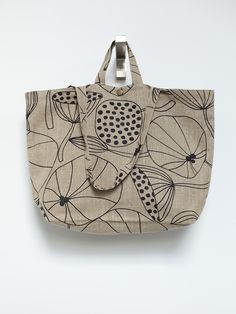 Echo Double Strap Tote by Lotta Jansdotter