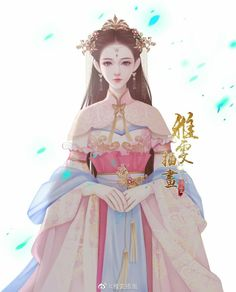 Pretty Anime Girl, Beautiful Anime Girl, Anime Art Girl, Female Character Inspiration, Character Art, Queen Anime, Chinese Picture, Lovely Girl Image, Chinese Drawings