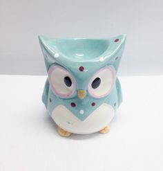 Owl Egg Cup // Kitchen Ceramic // Quirky Egg Cup // Owl Shaped // Kitchen Gift // Kitchen Ceramic // Animal Egg Cup // Novelty Gift by TheGrungeMonkey on Etsy https://www.etsy.com/listing/215182044/owl-egg-cup-kitchen-ceramic-quirky-egg