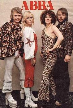 Pics of all 4 together - Seite 45 | www.abba4ever.com