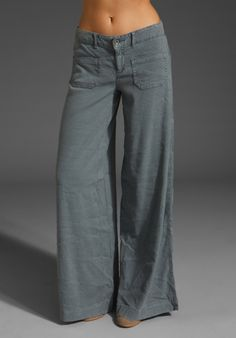 Great Spring Linen Pants