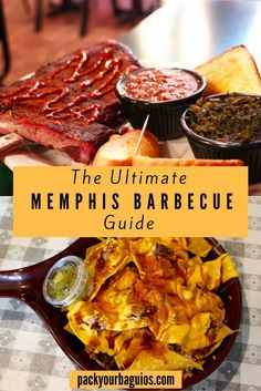No city knows pork barbecue like Memphis, Tennessee. See our review of 20 top Memphis barbecue restaurant favorites.