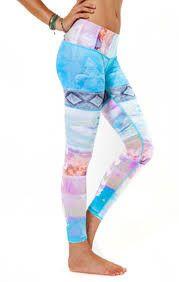 Teeki Hot Pant Tarot Magick | Breathe Athletic
