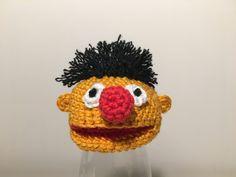Goedgemutste Breicampagne: Ernie mutsje haken - Sophietje Crochet Gifts, Beanie, Hats, Keychain Ideas, Lidl, Angels, Magic, Patterns, Handbags