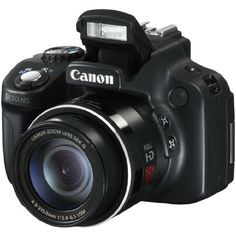 CANON POWERSHOT SX50 HS 12.1 MP DIGITAL CAMERA WITH 50X WIDE-ANGLE OPTICAL IMAGE STABILIZED ZOOM