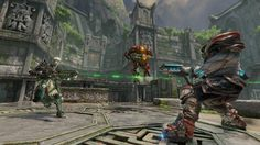 Wallpaper Ranger Champion Quake Champions K K Games