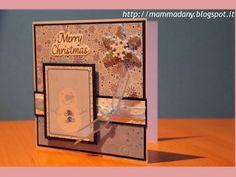 Card snowman