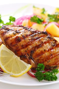 Weight Watchers Grilled Jalapeno Chicken Recipe