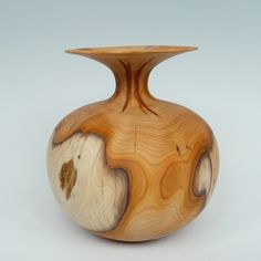 Yew hollow form