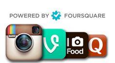 Die Zukunft von Foursquare liegt in seiner Karte, auf der andere Apps aufbauen | Blog-Eintrag auf Digital Sirocco