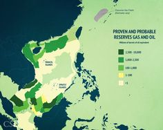 Tensions in the South China Sea explained in 18 maps