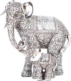 X-Gift Aramani baby and mother elephant Showpiece - 24 cm Price in India - Buy X-Gift Aramani baby and mother elephant Showpiece - 24 cm online at Flipkart.com