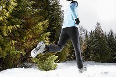 Subfreezing Running