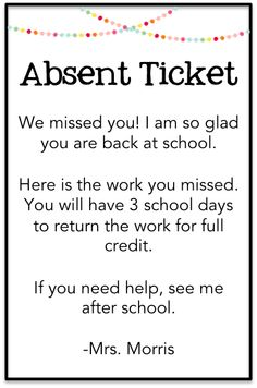 Simply 2nd Resources: organization- absent ticket & failed HW redo opportunity