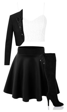Designer Clothes, Shoes & Bags for Women Kpop Fashion Outfits, Girls Fashion Clothes, Stage Outfits, Edgy Outfits, Cute Casual Outfits, Cute Fashion, Really Cute Outfits, Pretty Outfits, Bad Girl Outfits