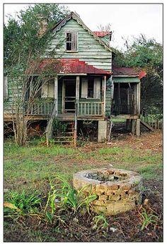 Farm House, Edisto Island, South Carolina