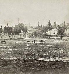 Osmanli İstanbul: Sultanahmet mahallesi 1897-1898