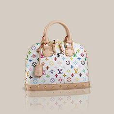 d854433f09f9 LOUISVUITTON.COM - Alma PM Monogram Multicolore Canvas Handbags Louis  Vuitton Handbags