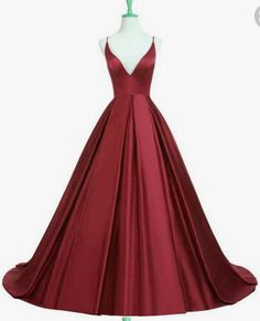 Elegant Spaghetti Straps Prom Dresses,Long Prom Dresses PDS0453