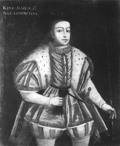 James V, King of Scotland, as a child, son of Margaret Tudor, father of Mary, Queen of Scots by lisby1, via Flickr