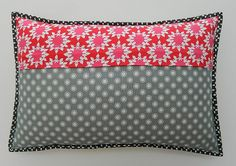 paper pieced pillow (back) | Flickr – Condivisione di foto!