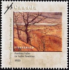 Pembina Valley, 1923, FitzGerald