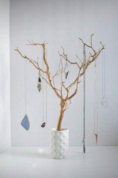 Diy Jewelry Tree Stand