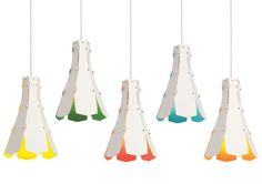 Color Pop: Lily Lampshade by Desinature Photo