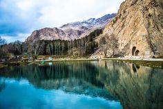 Taq-e-Bostan in the Kirmaşan Province, Iran. Photographer: Amin Kamrani
