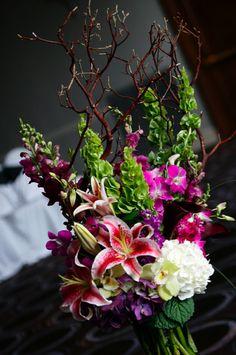 Choosing Scented Wedding Flowers - FLOWER ALLERGIES - SCENSITIVITIES