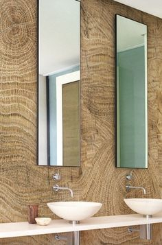 Love this wallpaper for wet environments - Life Lines