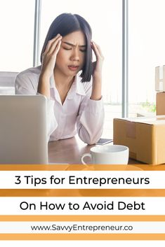 If you operate a small business then you will understand how important it is for you to keep track of your finances. If you want to protect your business, here are a few strategies that entrepreneurs can use to avoid the debt trap and keep money flowing. Small Business Accounting, Business Tips, Creative Business, Small Business Organization, Time Management Tips, Growing Your Business, Finance Tips, Debt, Track
