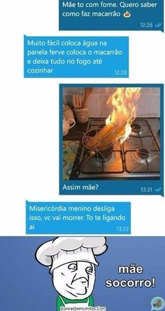 Macarrão... SEU PIOR INIMIGO