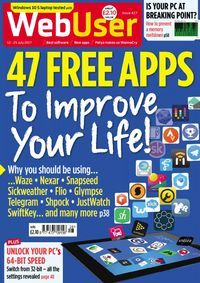 Members of Darlington Libraries can now read Web User magazine for FREE on a computer, tablet or mobile - click the image to get started.