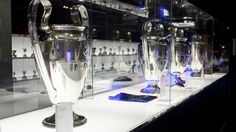 FC Barcelona Museum - 22 leagues and four Champions League titles won by FC Barcelona throughout its history.