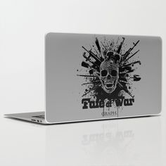 Fate of War Laptop & iPad Skin by Faintness graphics - $30.00