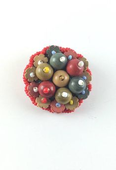 Vintage Czech Wood Brooch Bohemian Art Deco Colorful Brooch Wooden Flower Pin Antique Fall Estate Jewelry Birthday Gift for Her Wooden Flower Bouquet, Wooden Flowers, Antique Jewelry, Vintage Jewelry, Bohemian Art, Birthday Gifts For Her, Summer Jewelry, Jewelry Gifts, Etsy Jewelry