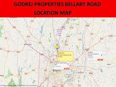 https://flic.kr/p/TVfcPy | Godrej Properties Bellary Road Location Map | Godrej Properties Bellary Road: To get more information godrejbellaryroad.upcomingestate.com/