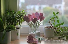 Paper Hearts Bouquet 3