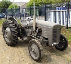 Grey Ferguson Tractor 1949 TEA20 Petrol