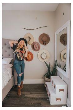 DIY hat organizer – Busy Being Blake DIY hat organizer – Busy Being Blake