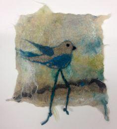 #birds#handmade felt