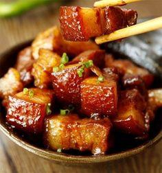 Cách làm Thịt heo kho tàu đơn giản tại nhà   Món ngon mỗi ngày Vietnamese Pork, Vietnamese Recipes, Asian Recipes, Thit Kho Recipe, Braised Pork Belly, Pork Belly Recipes, Comida Keto, Viet Food, Pork Dishes
