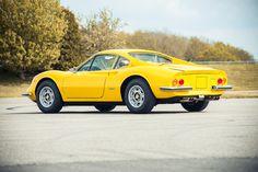1971 Ferrari Dino 246 GT - Silverstone Auctions