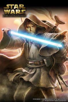 Star Wars - Force Collection | Obi-Wan Kenobi