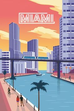 12 beautiful travel posters