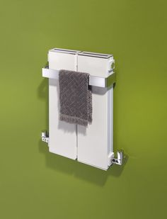 Blok bathroom towel radiator