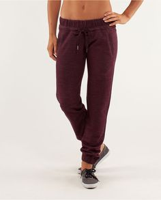 Lululemon Sattva Pant - basically the comfiest looking thing I've ever seen.